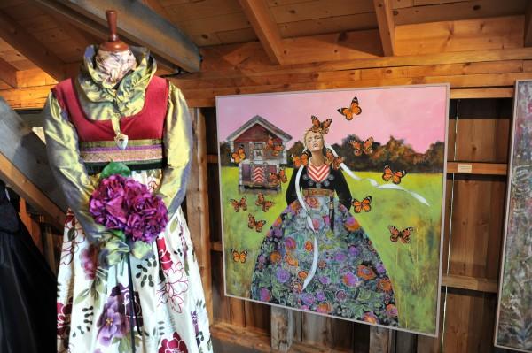 Post image for Utstillingen Duett, 1. mars – 30. april 2012
